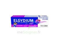 Elgydium Dentifrice Kids 2/6 Ans Grenadine Protection Caries Tube 50ml à AUCAMVILLE