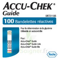 Accu-chek Guide Bandelettes 2 X 50 Bandelettes à AUCAMVILLE