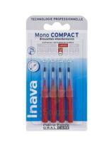 Inava Brossettes Mono-compact Rouge Iso 4 1,5mm à AUCAMVILLE