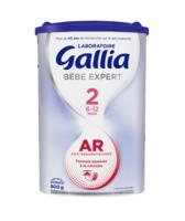 Gallia Bebe Expert Ar 2 Lait En Poudre B/800g à AUCAMVILLE