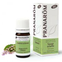 Pranarôm Huile Essentielle Bio Sauge Sclarée Fl/5ml à AUCAMVILLE