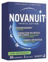 Novanuit Triple Action B/30 à AUCAMVILLE