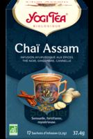 Yogi Tea Tisane AyurvÉdique ChaÏ Assam Bio 17sach/2,2g à AUCAMVILLE