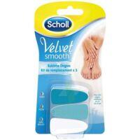 Scholl Velvet Smooth Ongles Sublimes Kit De Remplacement à AUCAMVILLE