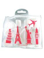 Kit flacons de voyage à AUCAMVILLE