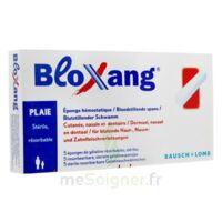 BLOXANG Eponge de gélatine stérile hémostatique B/5 à AUCAMVILLE