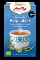 Yogi Tea Tisane Ayurvédique Profonde Respiration Bio 17 Sachets/1,8g à AUCAMVILLE