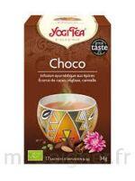 Yogi Tea Tisane AyurvÉdique Choco Bio 17sach/2g à AUCAMVILLE