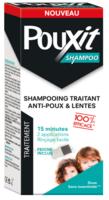 Pouxit Shampoo Shampooing Traitant Antipoux Fl/200ml+peigne à AUCAMVILLE