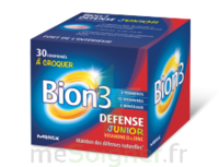 Bion 3 Défense Junior Comprimés à croquer framboise B/30 à AUCAMVILLE