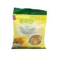Le Pastillage Officinal Gomme miel citron Sachet/100g à AUCAMVILLE