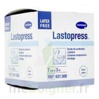 Lastopress® bande de compression cohésive 7 cm x 3 mètres - coloris blanc à AUCAMVILLE