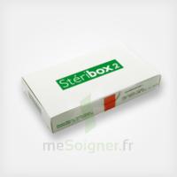 Stéribox Kit Prévention Et Hygiène Pour Les Toxicomanes Avec Seringues 100ui/ml à AUCAMVILLE
