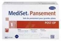 Mediset® Set De Pansement Post Op Avec Coupe-fil Pour Grandes Plaies - Boîte De 3 Soins à AUCAMVILLE