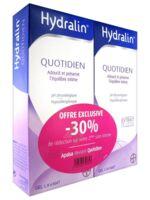 Hydralin Quotidien Gel Lavant Usage Intime 2*200ml à AUCAMVILLE