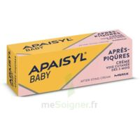 Apaisyl Baby Crème irritations picotements 30ml à AUCAMVILLE