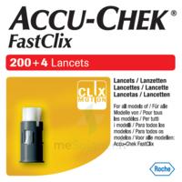 Accu-chek Fastclix Lancettes B/204 à AUCAMVILLE