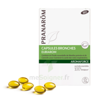 Aromaforce Caps Bronches Bio B/30 à AUCAMVILLE