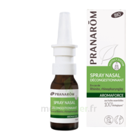 Aromaforce Solution nasale dégage le nez 15ml à AUCAMVILLE