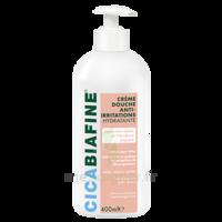 Cicabiafine Crème douche anti-irritations Bouteille Fl pompe/400ml à AUCAMVILLE