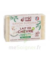 Mkl Savon Lait De Chèvre Bio Thé Sencha 100g à AUCAMVILLE