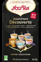 Yogi Tea Tisane Assortiment Découverte Bio 18 Sachets/1,9g à AUCAMVILLE