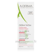 Aderma Derm'intim Ph 8 Gel De Toilette Apaisant 200ml à AUCAMVILLE