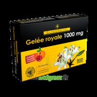 Sid Nutrition Oligoroyal Gelée Royale 1000 Mg _ 20 Ampoules De 10ml à AUCAMVILLE