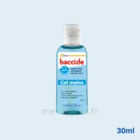 Baccide Gel Mains Désinfectant Sans Rinçage 30ml à AUCAMVILLE