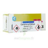 Cooper Camphre Tablettes 250g à AUCAMVILLE