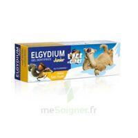 Elgydium Age De Glace Pâte Dentifrice Tutti Frutti Junior 7/12ans 50ml à AUCAMVILLE