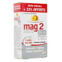 Mag 2 24h Comprimés Lp Nervosité Et Fatigue B/45+15 Offert à AUCAMVILLE
