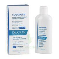 Ducray Squanorm Shampooing Pellicule Grasse 200ml à AUCAMVILLE
