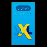 DUREX COMFORT XXL Préservatif lubrifié B/10 à AUCAMVILLE
