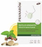 Pranarôm Aromaforce Pastilles Apaisantes+ B/21 à AUCAMVILLE